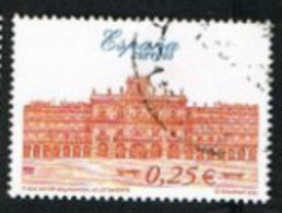 "SPAGNA (SPAIN)  -  SG MS3876  - 2002  ""EXFILNA 2002"" NATIONAL STAMP EXN.: SALAMANCA (FROM BF) - USED - 1931-Oggi: 2. Rep. - ... Juan Carlos I"
