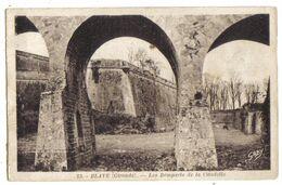 GIRONDE - BLAYE - Le Remparts De La Citadelle - Castles