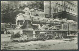Locomotives Du Sud-Ouest (ex MIDI) - Machine N° 1911 Devenue 221-911 - H. M. P. N° 430 - Voir 2 Scans - Treni