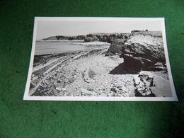 VINTAGE UK SOMERSET: KILVE Beach Panorama B&w 196? H H Hole - Altri