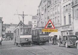 216T - Croisement Tramways Anciens (ligne 1) De Saint-Quentin (02) - - Saint Quentin