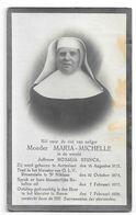 Doodsprent Bidprent - Eerwaarde Zuster Moeder Marie Michelle - Aartselaar Sint Niklaas Boom - Religion & Esotericism