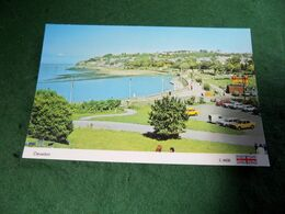 VINTAGE UK SOMERSET: CLEVEDON Sea Front Panorama Colour Dennis - Other