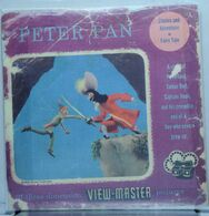 VIEW MASTER  :  PETER PAN  FT 40 A/B/C : POCHETTE  AVEC  3 DISQUES - Stereoskope - Stereobetrachter