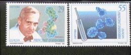 CEPT Entdeckungen / Erfindungen Andorra E 237 - 238  ** Postfrisch MNH - 1994