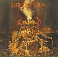Sepulture- Arise - Hard Rock & Metal