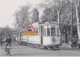 224T - Tram Ancien De Strasbourg (67), Sur La Ligne 4/14 - - Tramways