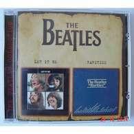 The Beatles - Let It Be / Rarities (CD-Maximum, 2000) Rus - Rock