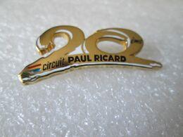 PIN'S    CIRCUIT  PAUL  RICARD   Arthus Bertrand - F1