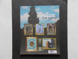 BELGIQUE -  REPRODUCTION COULEUR Bocs Feuillets N° BL151 Année 2006  (77) - Zwarte/witte Blaadjes