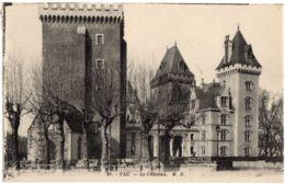 21-Pau - Le Chateau. M. D. - Pau