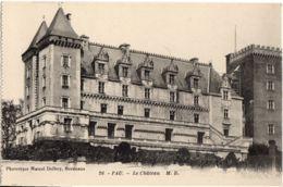 26-Pau - Le Chateau. M. D. - Pau