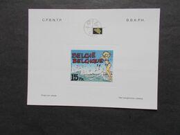 BELGIQUE -     PROJETS NON ADOPTeS 2000  N° NA 8    BD ( Voir Photo ) - België