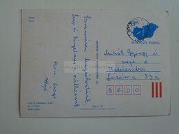 ZA320.12  Hungary Postal Stationery -Entier -Ganzsache - 3 Ft Nr. VII.--77/891 - Interi Postali