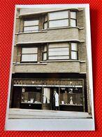 "A IDENTIFIER  -  Salon De Coiffure "" Messieurs - Dames ""  - Carte Photo - Cartoline"