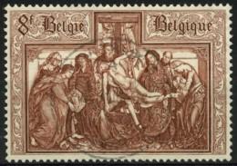 België 1303 - Culturele - Rogier Van Der Weyden - Uit BL37 - Roger De Le Pasture - O - Used - Used Stamps