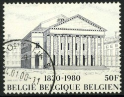 België 1983 - 150 Jaar België - Muntschouwburg Brussel  - Théâtre Royal De La Monnaie - O - Used - Used Stamps