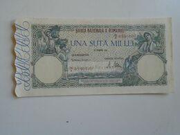 ZA322.3  Romania -  Old Banknote  100000 Lei  20 Decemvrie 1946  VF++ - Romania