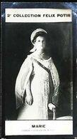 Marie   Мария великая княгиня россии (Grande Duchesse  De RUSSIE - RARE Tirage) - 2éme Collection Photo Felix POTIN 1900 - Félix Potin