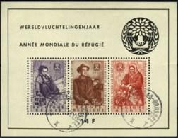 België BL32 - Vluchtelingen - Réfugiés - Gestempeld - O - Used - Blocks & Sheetlets 1924-1960