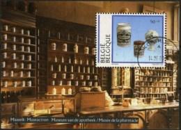 België BL69 - Belgisch Porselein - Porcelaine Belge - Gestempeld - O - Used - Blocks & Sheetlets 1962-....