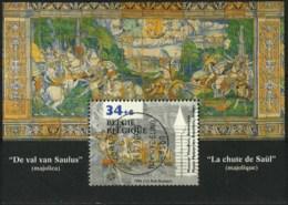 België BL71 - Museum Vleeshuis - Maison Des Bouchers - Gestempeld - O - Used - Blocks & Sheetlets 1962-....