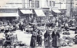 63 - Puy De Dome - CLERMONT FERRAND - Marché Saint Pierre - 1906 - Clermont Ferrand