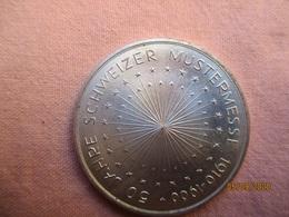 Switzerland: 50 Jahren Schweizer Mustermesse Basel 1916 - 1966 - Professionals / Firms