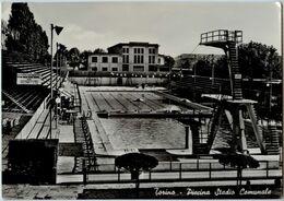 ITALIE  - TORINO - C PSM -  Piscina Stadio Comunale - Stadiums & Sporting Infrastructures