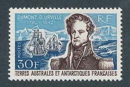 DT-43: TAAF: Lot Avec N°25* - Terres Australes Et Antarctiques Françaises (TAAF)