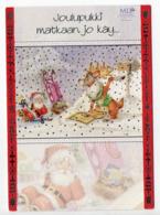 Postal Stationery CHARITY - MLL - FINLAND - CHRISTMAS - SANTA CLAUS - REINDEER - USED 2009 - Postwaardestukken