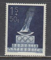 Austria 1948 - Olympic Games, London, Mi-Nr. 854, MNH** - 1945-60 Unused Stamps