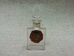 Ancien Flacon à Parfum De Collection, Parfum 10 Fois Concentré Dr. F. Monvenoux, Vallauris - Flacons (vides)