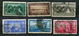 Roumanie *, N° 358 à 364 - Anniversaire Du Rattachement De La Dobroudja Pas Complet - 1918-1948 Ferdinand, Charles II & Michael