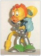 Kinder Ferrero Cybertop - Cybertop - Figuren