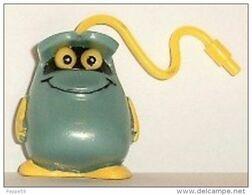 Kinder Ferrero Cybertop - Mr. Mouse - Figuren