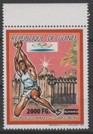 Guinée Guinea 2009 Mi. 6719 Surchargé Overprint Olympic Games Barcelona 1992 Jeux Olympiques Olympia - Summer 1992: Barcelona
