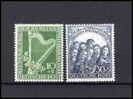 Bunderspost Berlin  72/72 MH - [5] Berlin
