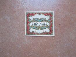 Etichetta Liquore CHARTREUSE - Advertising