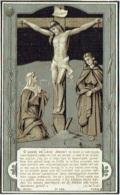 Doodsprentje. Image Mortuaire. Vermeyen/Bollaerts. Nieuw-Rode 1821/Hauwaert 1893. - Andachtsbilder