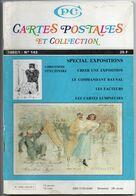 Revue : Cartes Postales Et Collection  N: 143  Janvier / 1992 Spécial Expositions - Francese