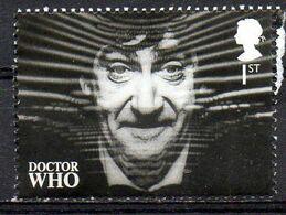 GRANDE-BRETAGNE. Timbre Oblitéré De 2013. Doctor Who. - Cinema