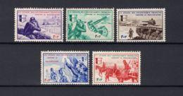 France 6/10 - Oorlog /guerre - MNH - Kriegsausgaben