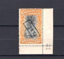 Belgisch Congo TX3 - MH - Congo Belge