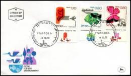 Israël - Insecten - FDC - - FDC