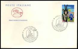 Italië - FDC - Abruzzo Nationaal Park - F.D.C.