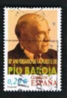 SPAGNA (SPAIN)  -  SG 4219 - 2006 P. BAROJA, WRITER  - USED - 1931-Oggi: 2. Rep. - ... Juan Carlos I