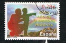 SPAGNA (SPAIN)  -  SG 4222 - 2006 HISTORICAL MEMORY YEAR  - USED - 1931-Oggi: 2. Rep. - ... Juan Carlos I