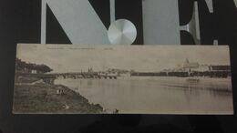 CARTE PANORAMA - 3199. Panorama De BLOIS - Vue Prise En Amont Du Pont - Blois