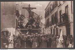 CPA - Espana / Spain, MALAGA, Semana Santa,  Santisimo Cristo De La Expiración - Málaga